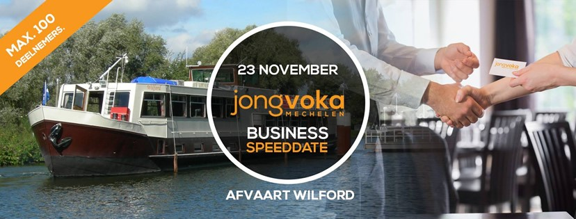 Activiteit 23/11: Business Speeddating 2017