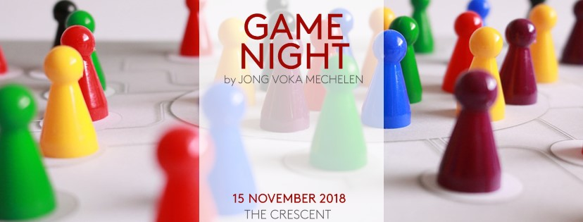 Activiteit 15/11: Game Night