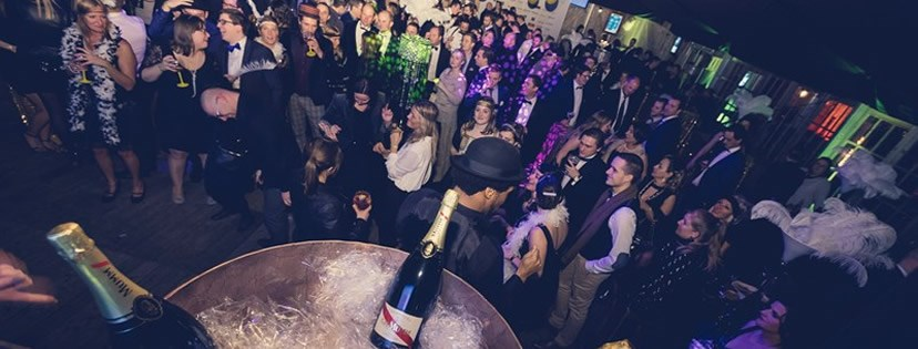 Activiteit 15/12: JVM Great Gatsby After Work Party