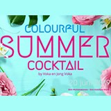 Activiteit 20/06: Colourful Summer Cocktail